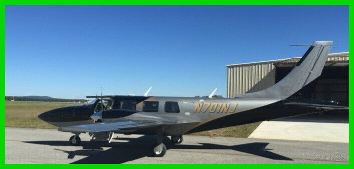 no damage 1980 Piper Aerostar aircraft for sale