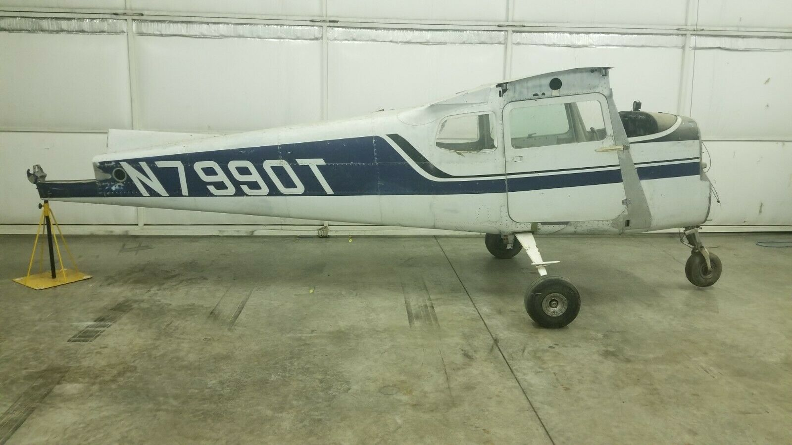 Project 1960 Cessna 175A AIRFRAME aircraft for sale