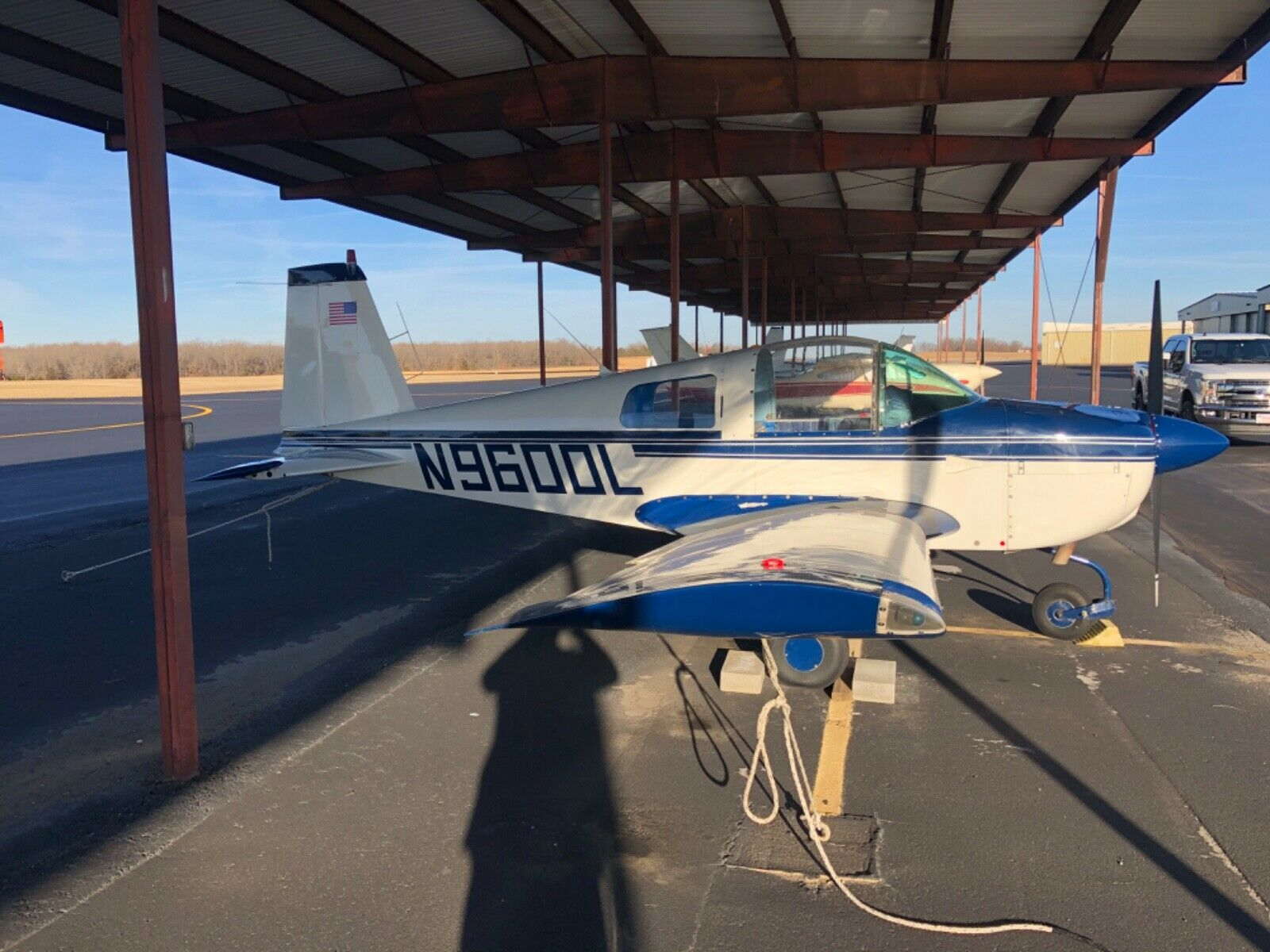 Super Low Time 1973 Grumman AA1 B aircraft