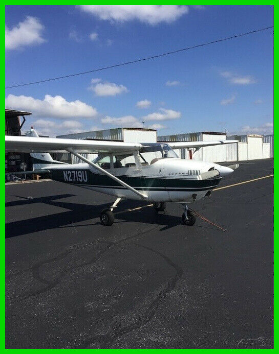 always hangared 1963 Cessna 172D Skyhawk aircraft for sale