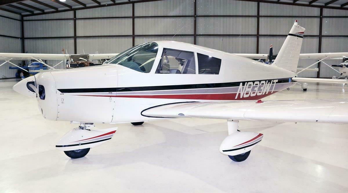 good shape 1969 Piper Cherokee PA28-140 aircraft for sale