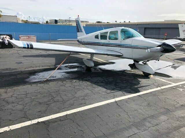 great shape 1968 Piper Cherokee PA28 180D aircraft for sale
