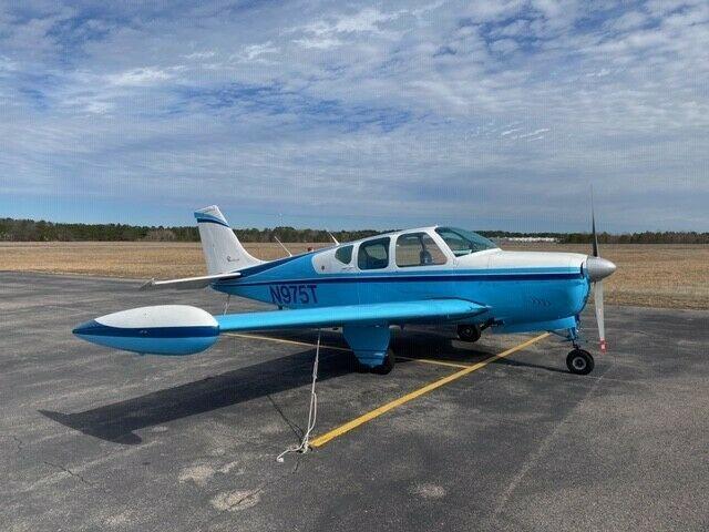 perfect shape 1960 Beechcraft Debonair aircraft for sale