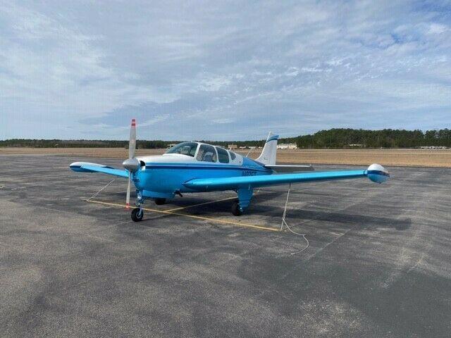 perfect shape 1960 Beechcraft Debonair aircraft