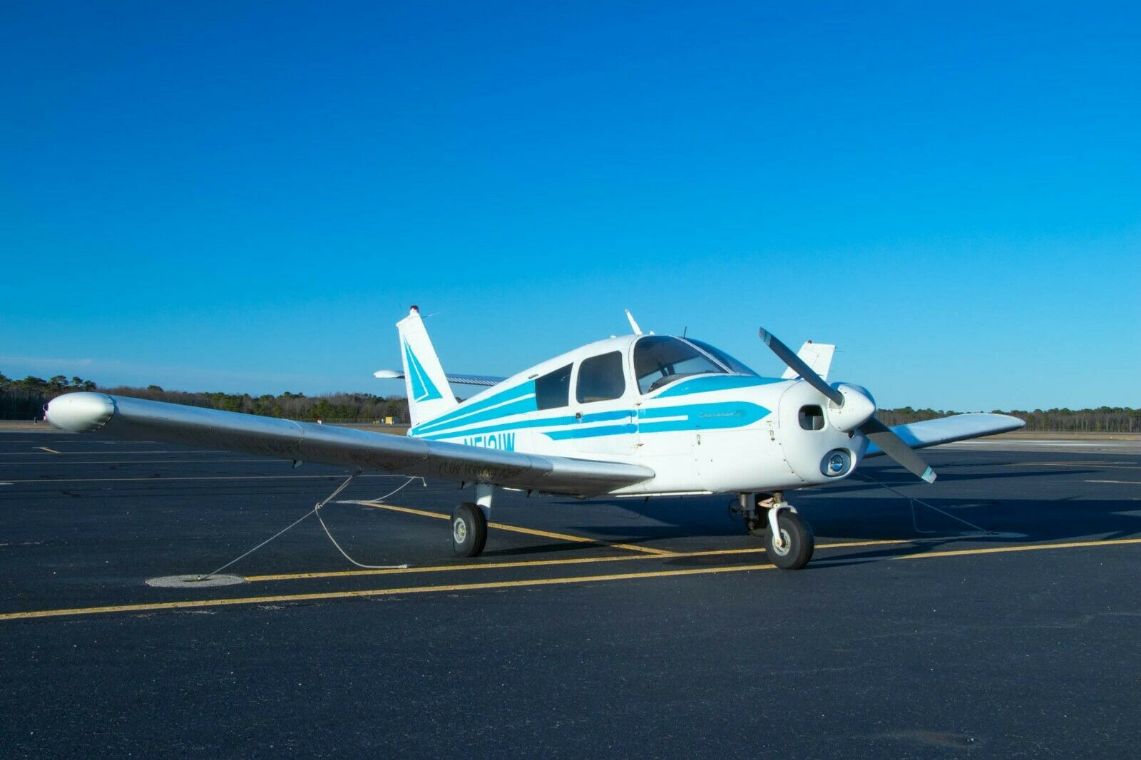 rare 1962 Piper Cherokee aircraft for sale