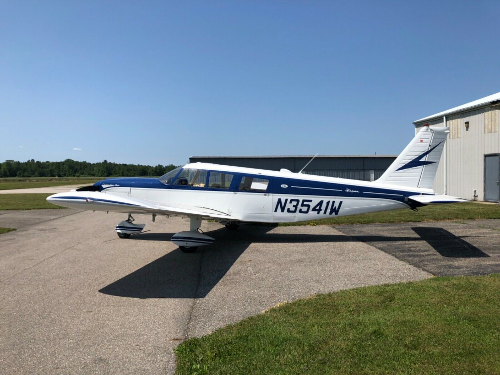 well maintained 1966 Piper Pa32/260 aircraft for sale