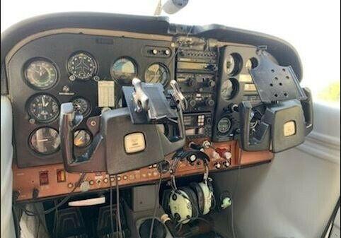 nice 1975 Cessna 185F aircraft