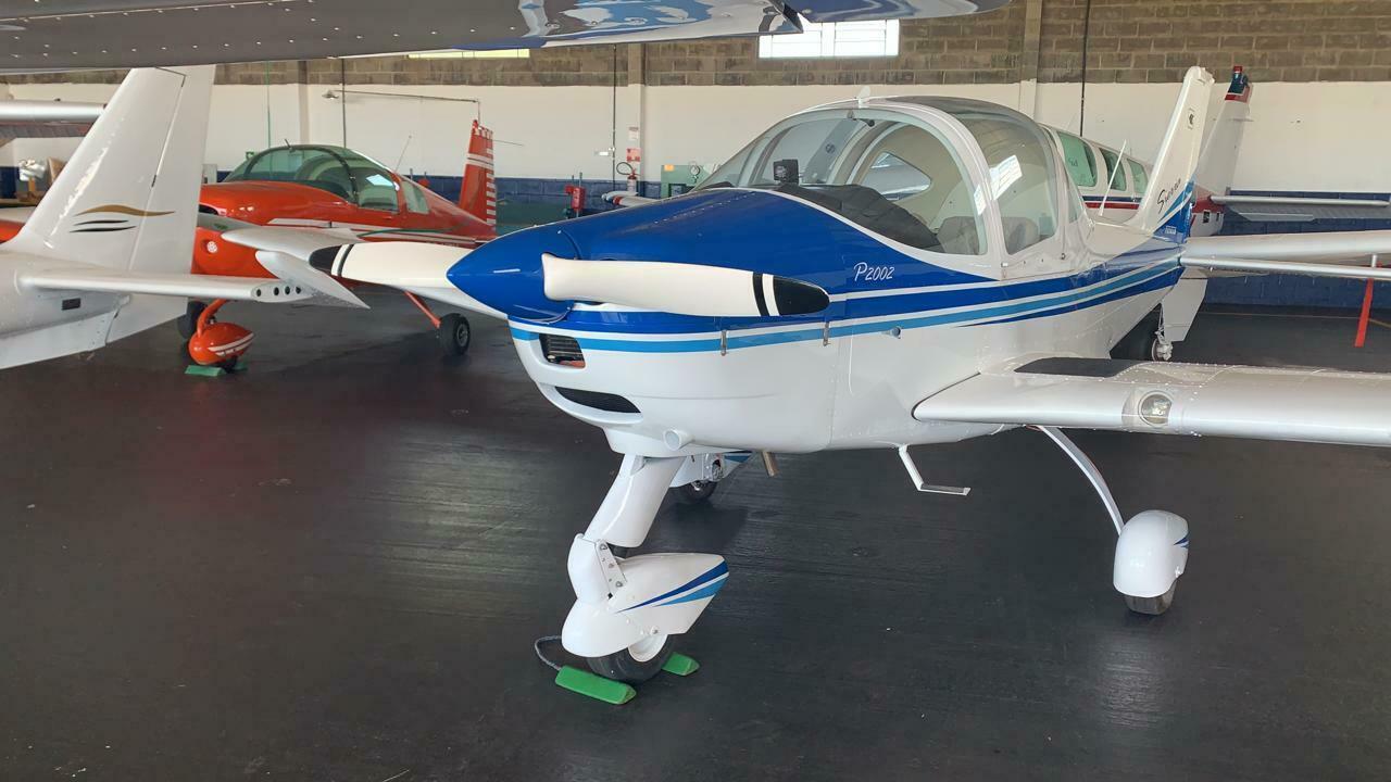 ready to fly 2006 Tecnam P2002 Sierra aircraft for sale