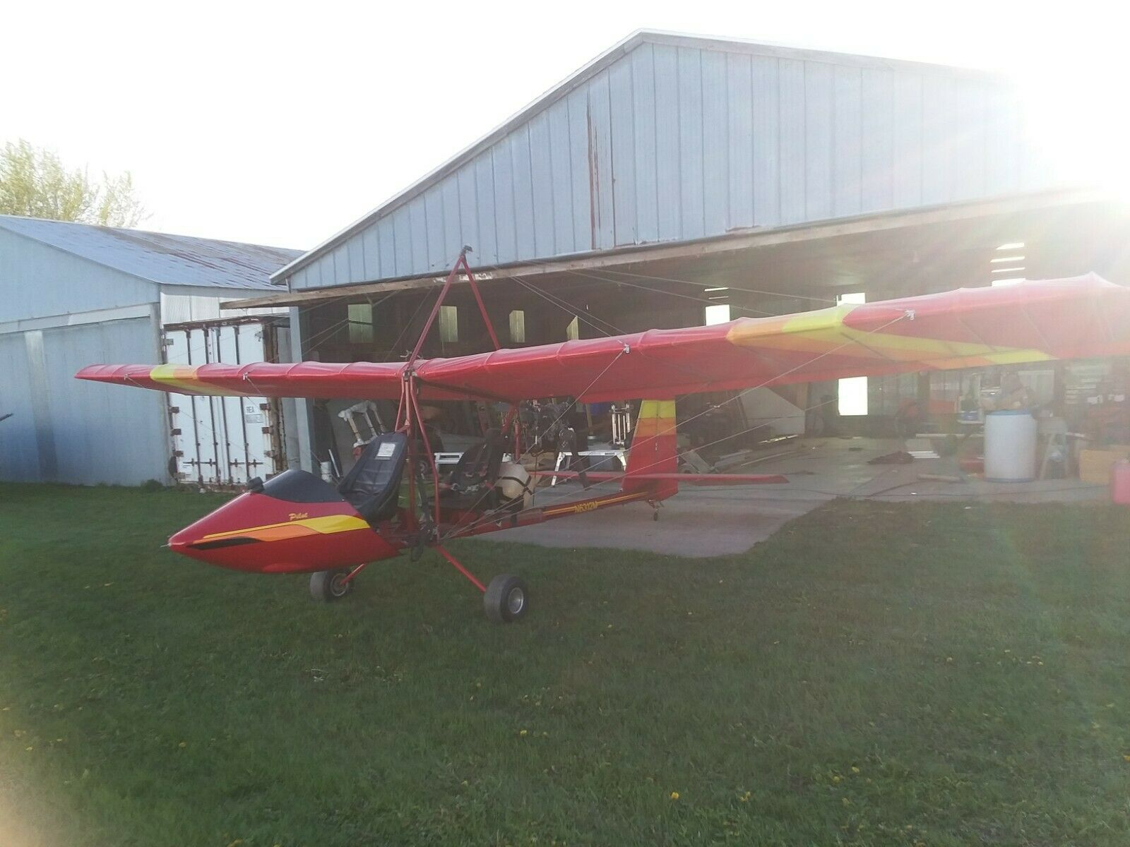 Ultralight 2007 Maxair Drifter 2 Place airplane for sale