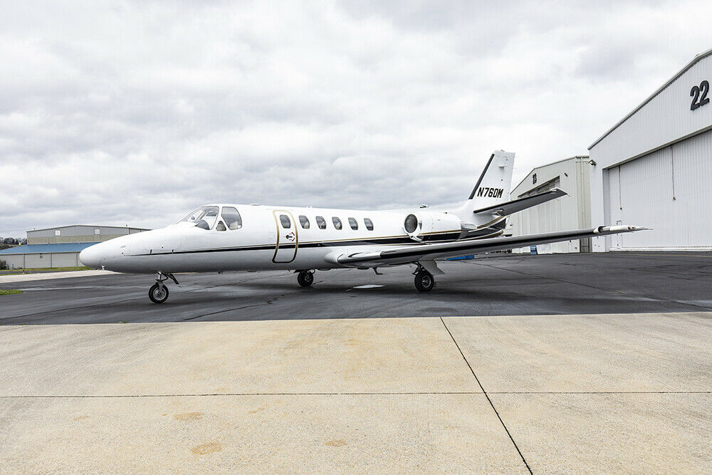 very nice 1990 Cessna Citation II 550 aircraft for sale