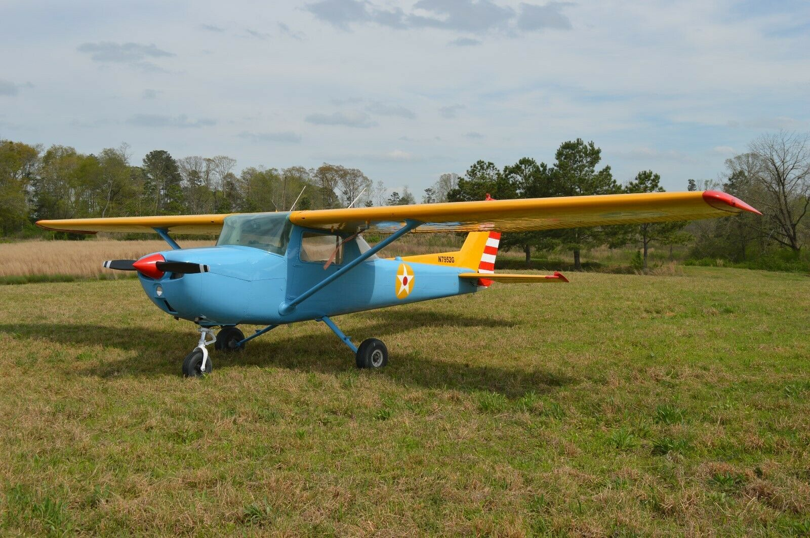 well maintained 1973 Cessna 150L aircraft for sale