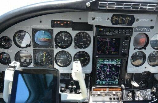 Always Hangared 1980 Piper Aerostar Super 700 aircraft