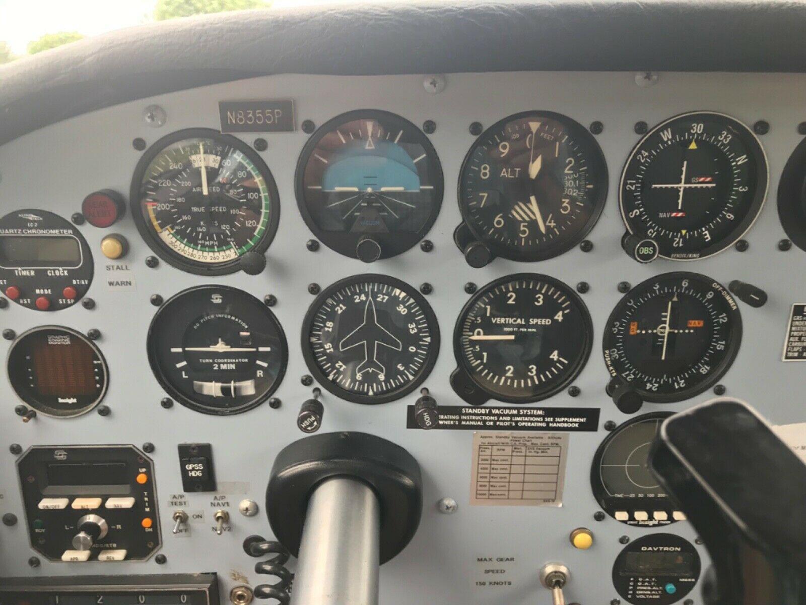 new parts 1964 Piper Comanche 250 aircraft