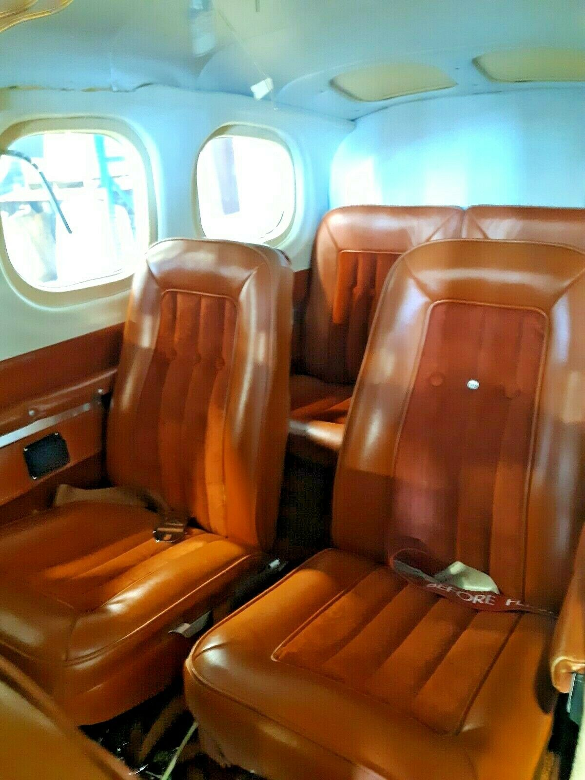project 1979 Cessna P210n Aircraft