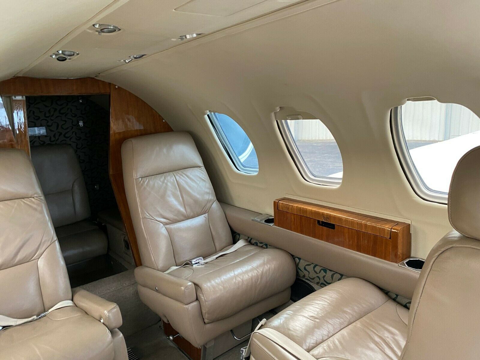 Upgraded 1978 Cessna Citation 501SP aircraft