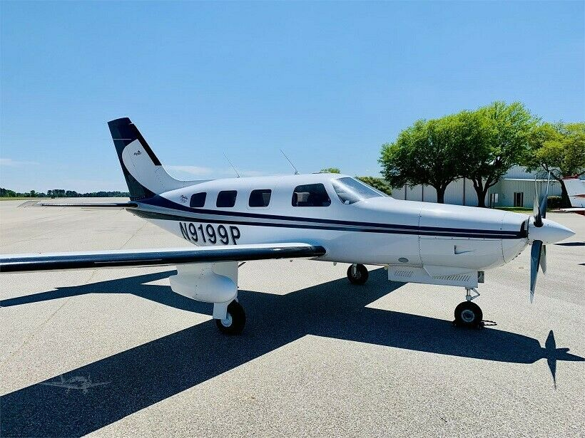 very nice 1990 Piper PA46 350P aircraft for sale
