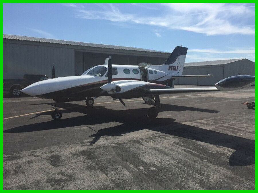 hangared 1975 Cessna 421B aircraft for sale