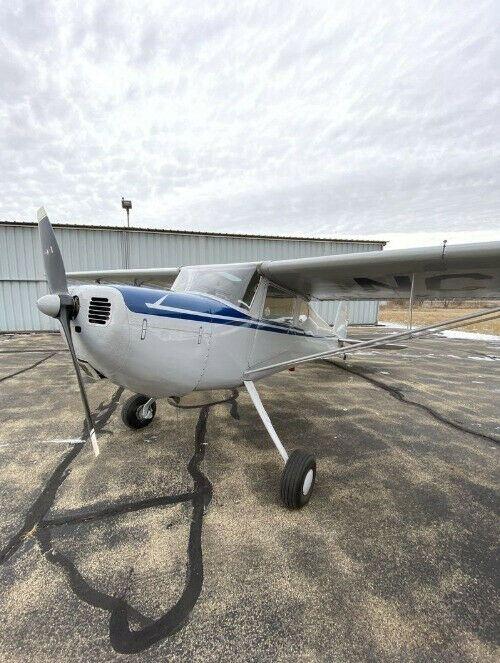 never damaged 1946 Cessna 140 aircraft