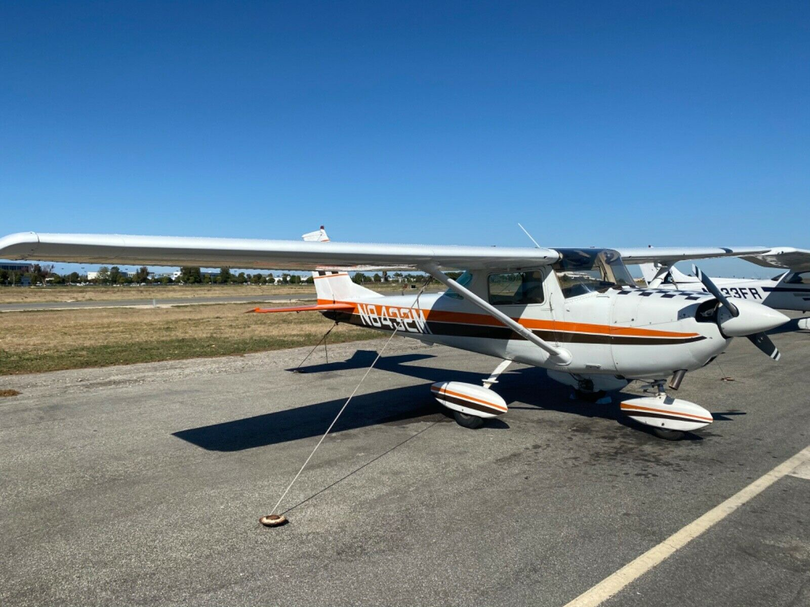 one of a kind 1968 Cessna A150k Aerobat Aircraft for sale