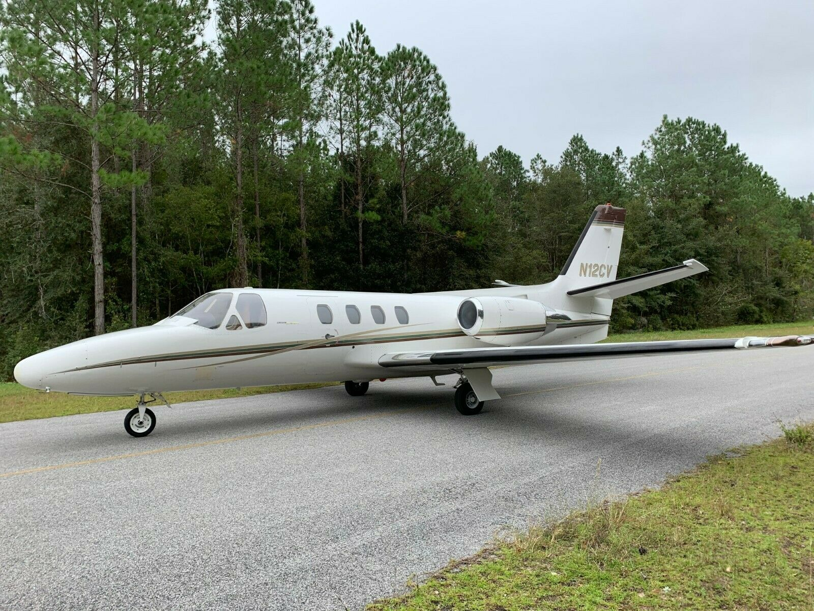 Upgraded 1978 Cessna Citation 501SP aircraft for sale