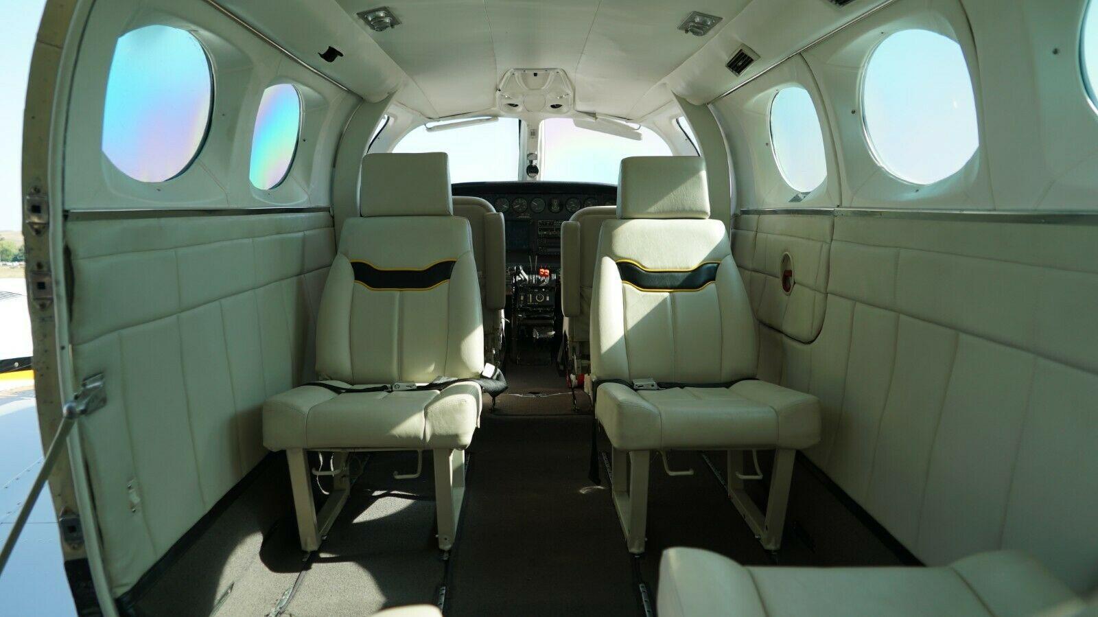 well serviced 1978 Cessna 414A aircraft