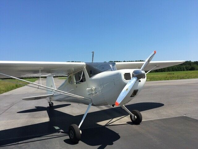 vintage 1946 Cessna 140 aircraft for sale